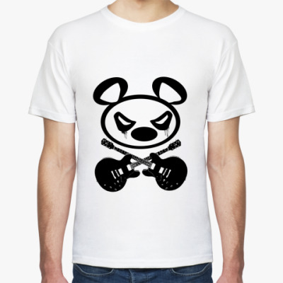 Футболка  футболка  Panda