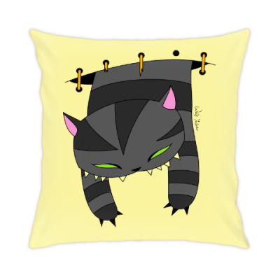 Подушка Кот Висля