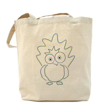 Сумка Холщовая сумка Birdie