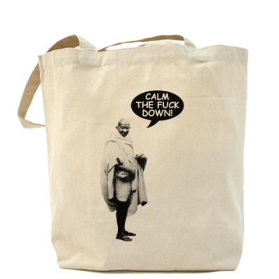Сумка Gandhi Холщовая сумка