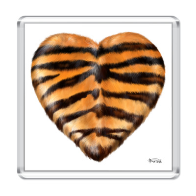 Магнит   TigerHeart