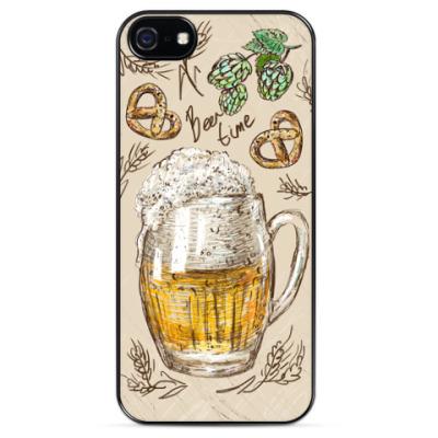 Чехол для iPhone I love beer