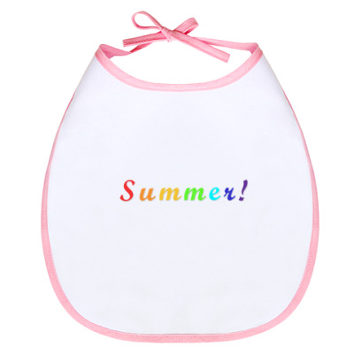 "Слюнявчик Слюнявчик ""Summer"""