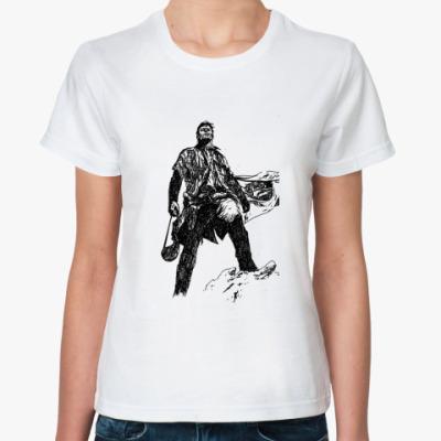 Классическая футболка Темная башня