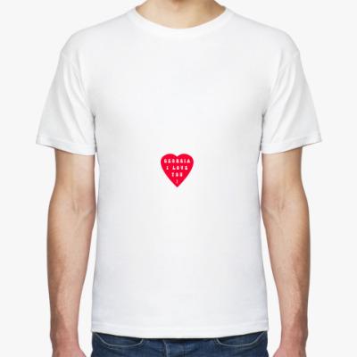 Футболка 'Love in my heart'