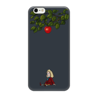 Чехол для iPhone 6/6s Sir Isaac Newton