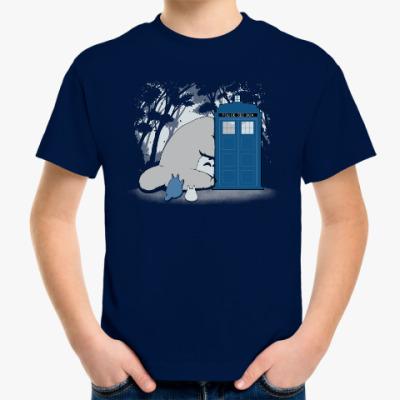 Детская футболка Мой сосед Тоторо