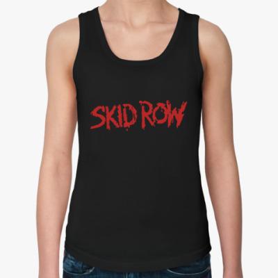 Женская майка Skid Row  майка (черн)