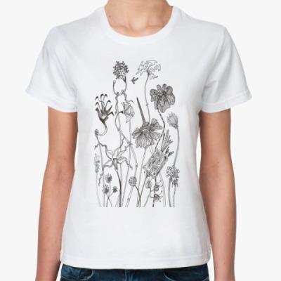 Классическая футболка  Alfresco