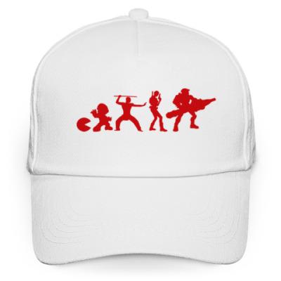 Кепка бейсболка Эволюция игры