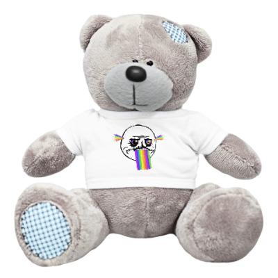 Плюшевый мишка Тедди Ми-ми-ми