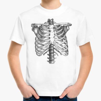 Детская футболка Bones