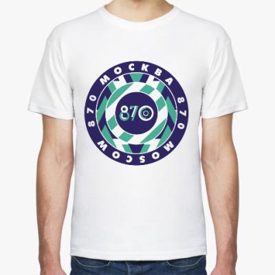 Футболка Мужская футболка Summer in the City — 870