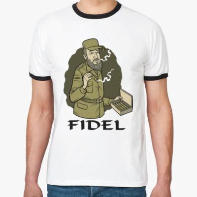 Футболка Ringer-T Fidel