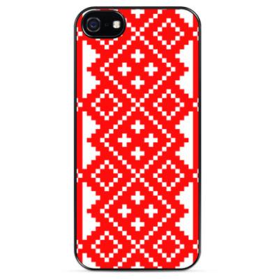 Чехол для iPhone Славянский орнамент