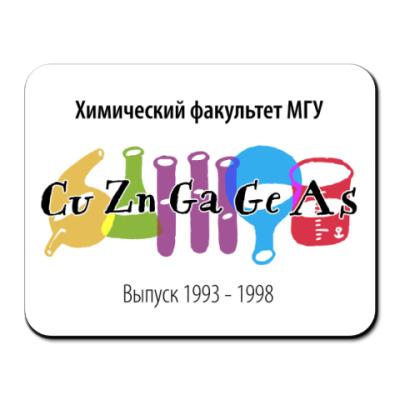 Коврик для мыши CuZnGaGeAs pad