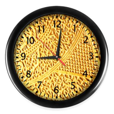 Настенные часы Золотое время
