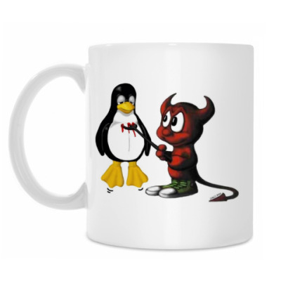 Кружка FreeBSDvsLinux