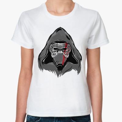Классическая футболка Кайло рен