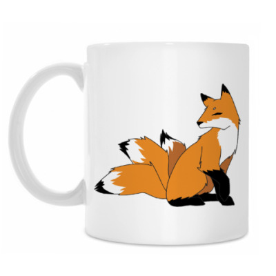 Кружка Рыжий лис