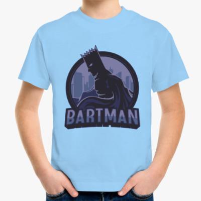 Детская футболка Bartman