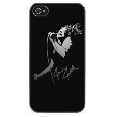 Чехол для iPhone Janis Joplin