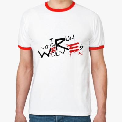 Футболка Ringer-T Werewolf