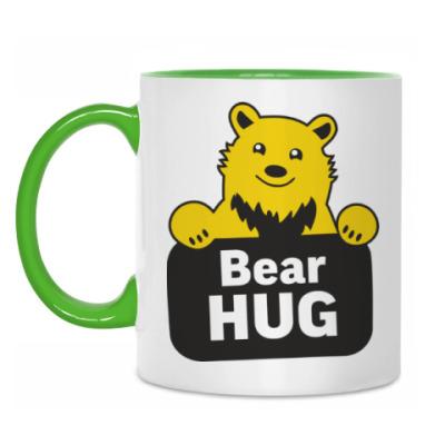 Кружка Bear hug