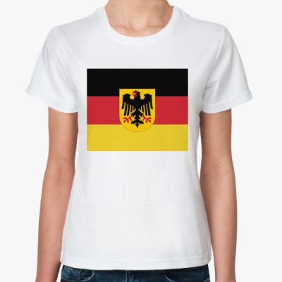 Классическая футболка Germany