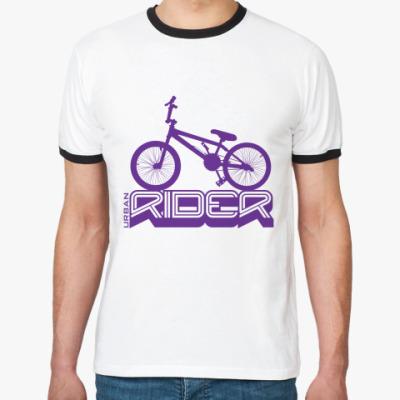 Футболка Ringer-T   BMX
