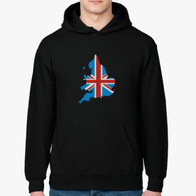 Толстовка худи Великобритания