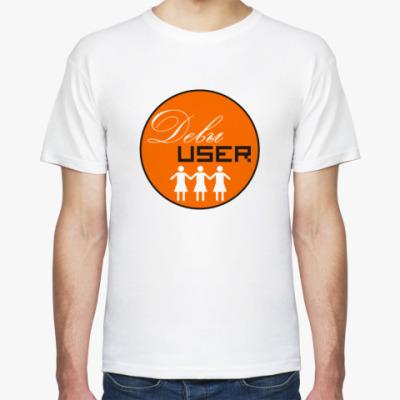 Футболка  футболка Девы User