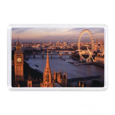 Магнит London, England
