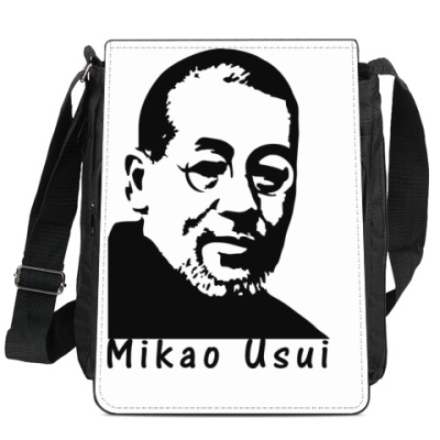 Сумка-планшет Микао Усуи