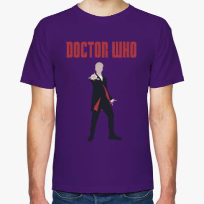 Футболка Doctor Who 12