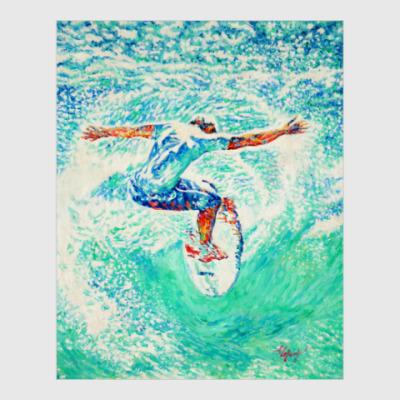 Постер Серфинг