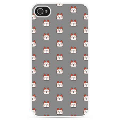Чехол для iPhone котики