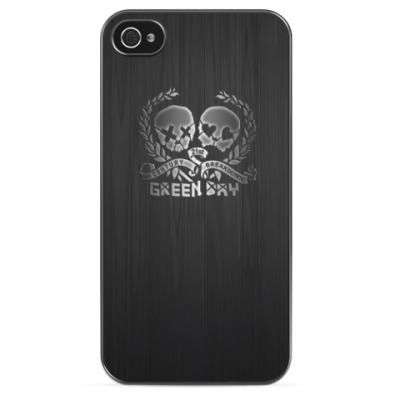 Чехол для iPhone Green Day