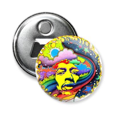 Магнит-открывашка Hendrix -открывашка