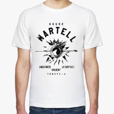 Футболка House Martell. Игра престолов