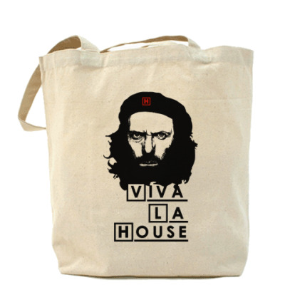 Сумка Viva La House Холщовая сумка