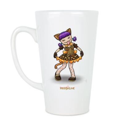 Чашка Латте Бяяя!