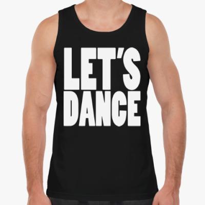 Майка Let's dance