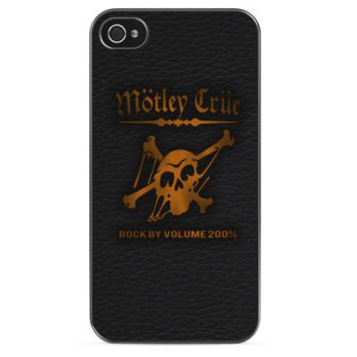 Чехол для iPhone Mötley Crüe