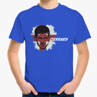 Детская футболка Джеррард