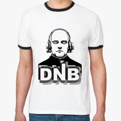 Футболка Ringer-T DnB