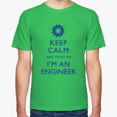 Футболка For real Engineer