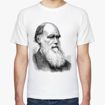 Футболка Дарвин
