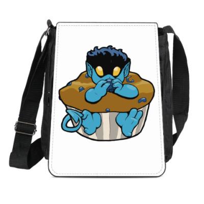 Сумка-планшет Nightcrawler muffin