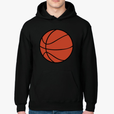 Толстовка худи basketball